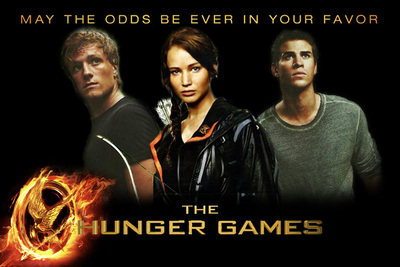 May The Odds Be Ever In Your Favor :)
